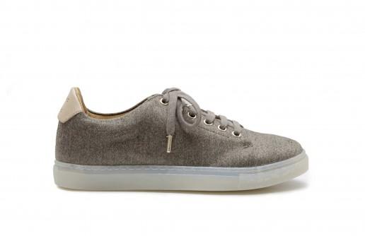 N°7 saintonge, wool grey for woman, pairs in paris
