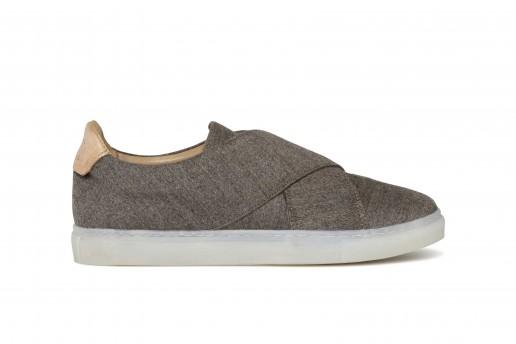 N°9 wool brown for woman, pairs in paris