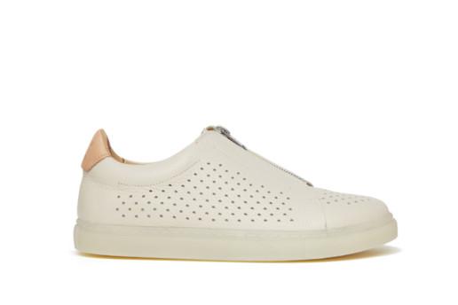 Pairs in Paris - Raw suite zip sneakers